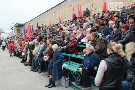 Ініціативна акція з референдуму пройшла у Сумах. Фото 0542.ua