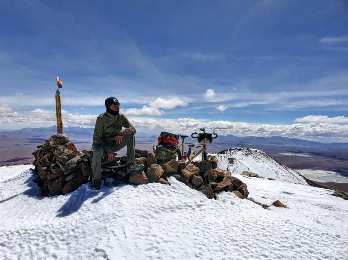 6020 метрів