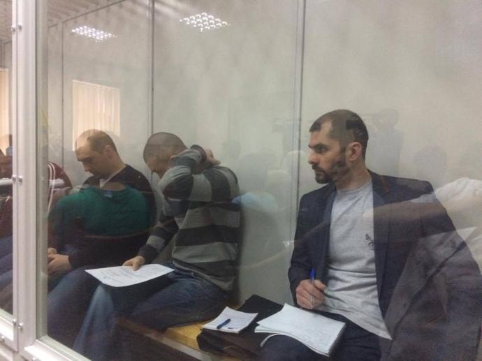 Суд у справі про розстріл Майдану