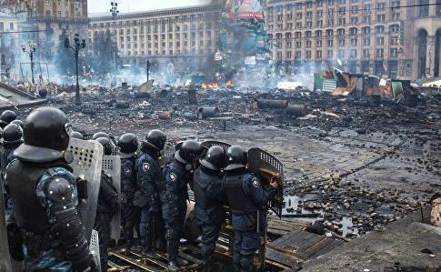 Арештували снайпера за підозрою у вбивствах активістів на Майдані