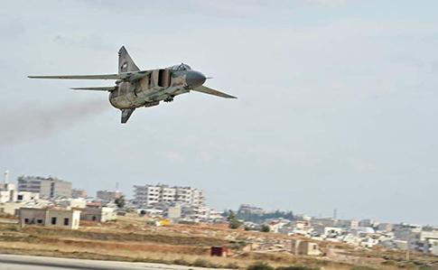 Росія та режим Асада відновили авіаудари в Сирії