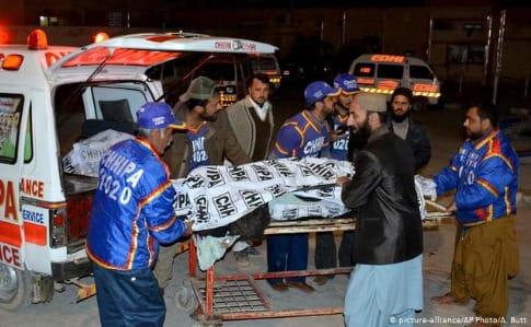 8948596 51958386 303  1  - Теракт в Пакистане: 15 погибших и 19 раненых
