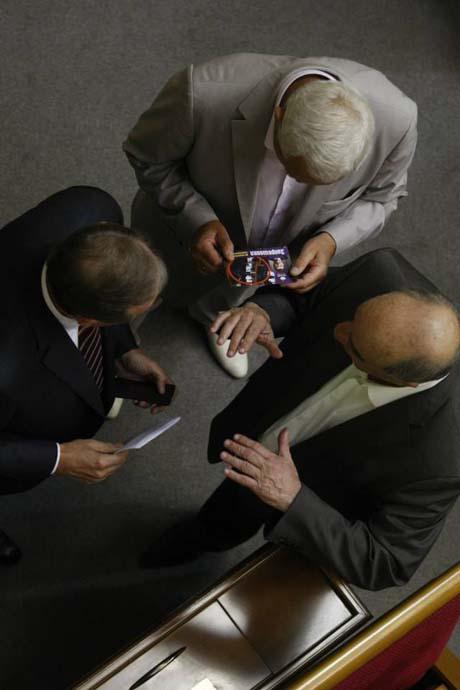 Депутати обговорили, що Рада - не Консерваторія
