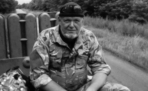 Помер жорстоко побитий у Києві ветеран АТО