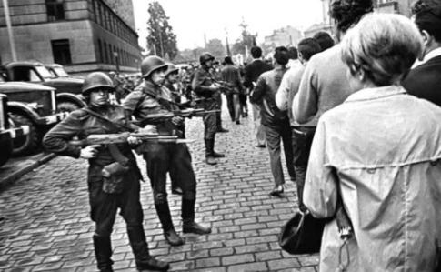 Чехія визнала вторгнення військ СРСР і ОВД у 1968 році окупацією