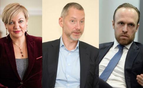 Гонтарева, Ложкин и Филатов вызваны «на ковер» в Генпрокуратуру по делу Крученко