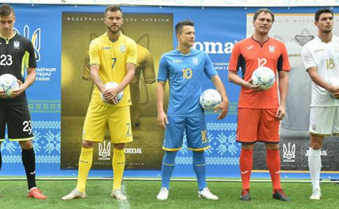 """Президент ФФУ: напис """"Слава Україні"""" на футболках погодили з УЄФА"""
