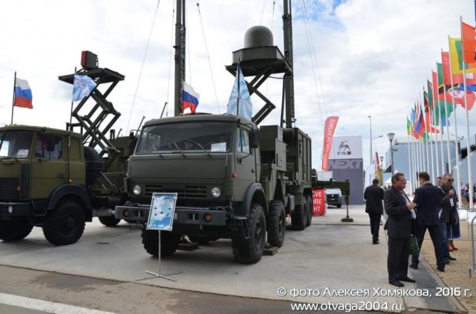 На Донбасі виявлені новітні російські системи РЕБ