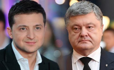 Дебати на НСК: Аласанія розповів, про що домовились штаби Порошенка і Зеленського