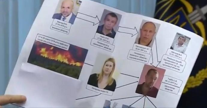 Луценко розказав, як Мангер готував убивство Гандзюк