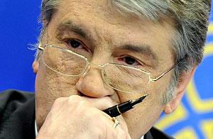 Ющенко: Лозунг два языка - одна страна это для лохов