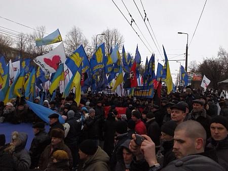Вставай, Україно! у Тернополі