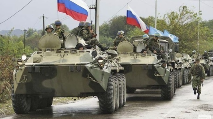 США, Франція та Німеччина обговорили нарощування військ РФ біля України