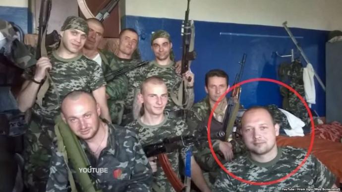 В Росії арештували чоловіка, який брав Савченко в полон (фото+відео)