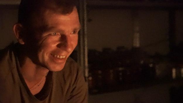 Олег Лысевич, санинструктор