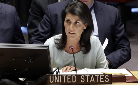 Гейлі повідомила, коли США оголосять про нові санкції проти РФ