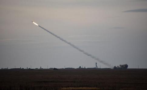 Росія відпрацювала запуск крилатих ракет по Україні