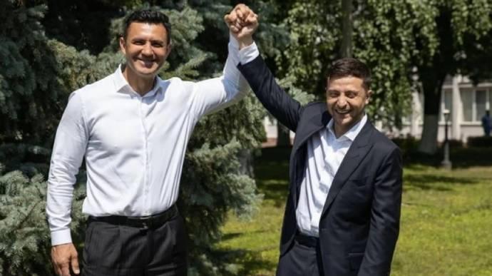 Зеленский жестко поговорил с Тищенко – замглавы ОП   Украинская правда