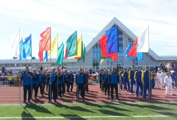 Відкриття Кіровця. Фото з сайту noc-donetsk.org