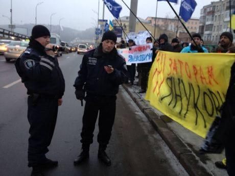 Ні заторам Януковича!
