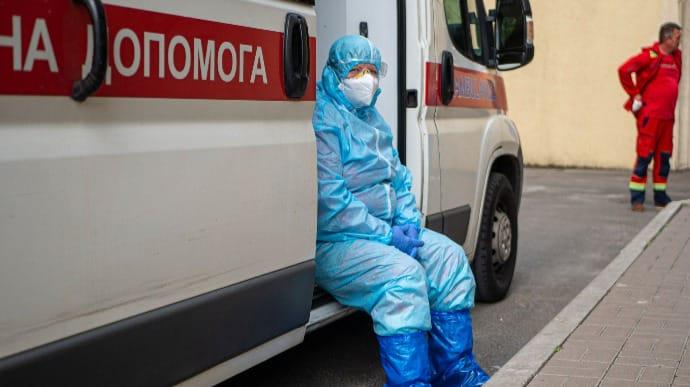 За добу в Україні підтвердили 2197 нових випадків COVID-19