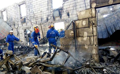 Видео пожара в доме престарелых николаевский дом призрения престарелых и увечных граждан