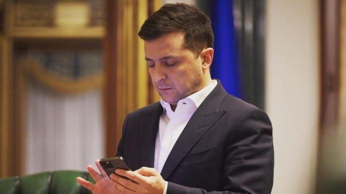 Зеленский сообщил, что готов встретиться с Байденом до саммита с Путиным