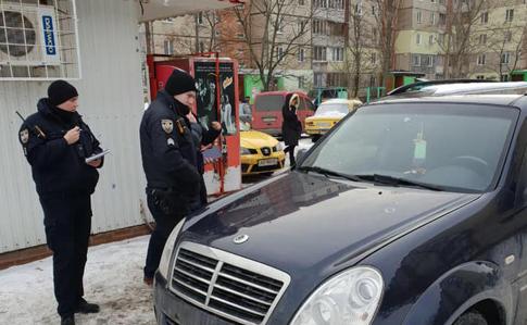 Картинки по запросу В Киеве обстреляли автомобиль работников штаба Гриценко