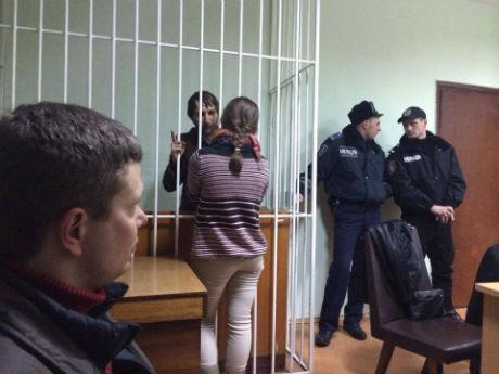 Москальцу также дали 60 дней. Фото: Н. Княжицкий