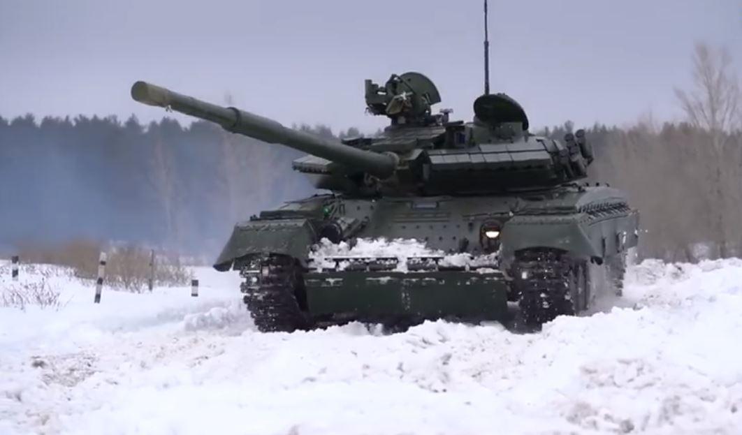 Збройні сили отримали більше 100 модернізованих танків Т-64 (фото+відео)