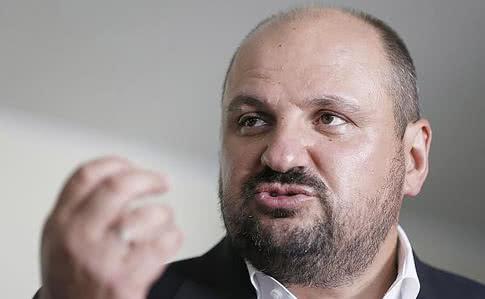 Народный депутат Борислав Розенблат