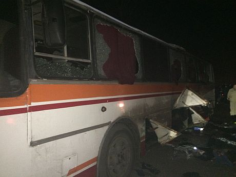 Автобус Беркуту