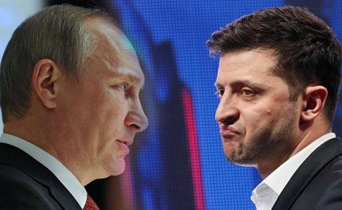 В Кремле допустили встречу Зеленского и Путина тет-а-тет – росСМИ