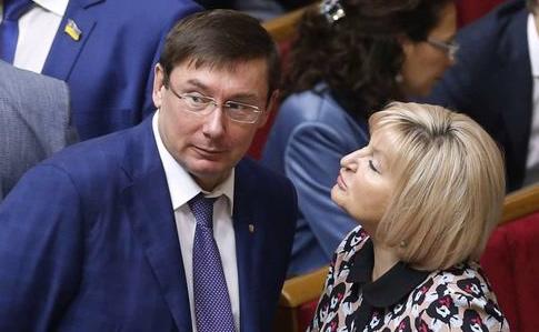 Урожайный день: Луценко проинформировал о задержании крымской марионетки Кремля