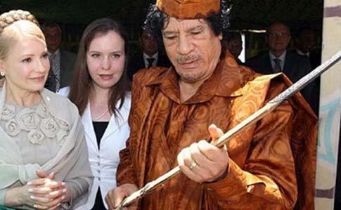 НАБУ перевіряє інформацію про фінансування Каддафі президентської кампанії Тимошенко