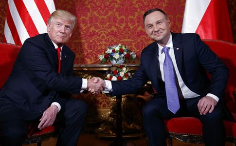 Трамп непланує санкції проти «Північного потоку-2»— МЗС Польщі