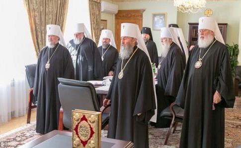 Українські представники Російської православної церкви заявили, що не визнають новостворену Православну Церкву України