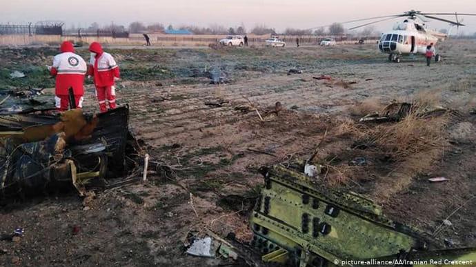 Україна вимагатиме від Ірану продовжити розслідування катастрофи літака МАУ – Єнін