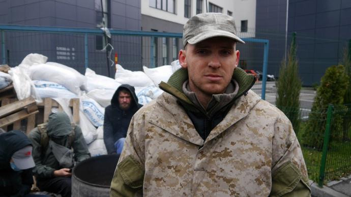 Олексій Середюк, екс-командир батальйону