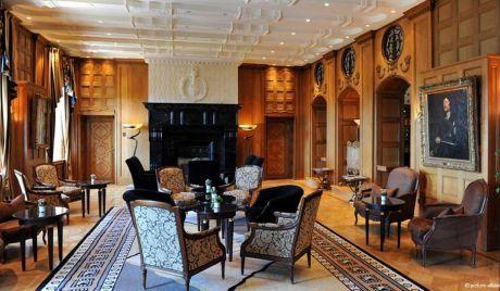Любимый отель Аденауэра нынче принадлежит компании Anna Maria Gmbh во главе с Бакаем. Основатели компании - кипрская Zelento Limited и жена Бакая