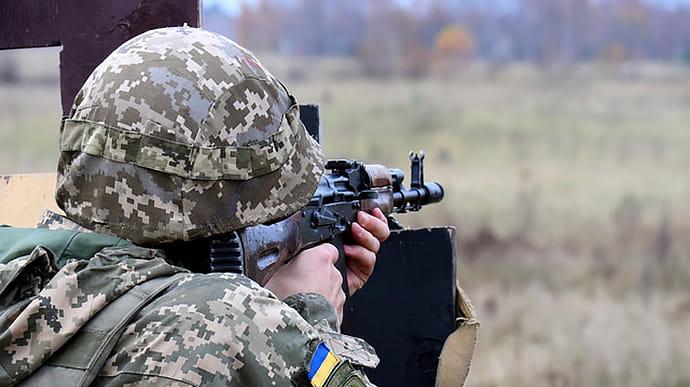 На Донбасі поранений військовий ЗСУ – штаб ООС