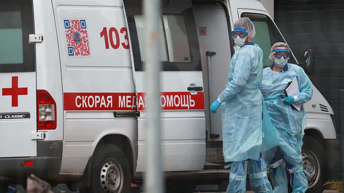 Статистика заражения коронавирусом в России на 27 мая