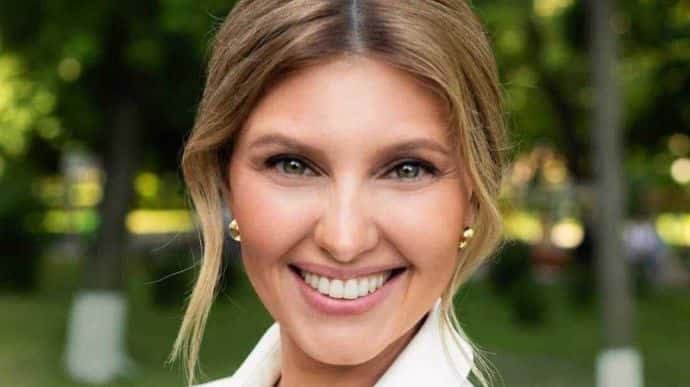 Жену президента Украины госпитализировали из-за COVID-19 ...