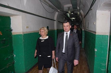 Депутат от Партии регионов Анна Герман в СИЗО