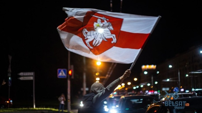 Перспективи в Білорусі. І реакція українських націоналістів на події у сусідів