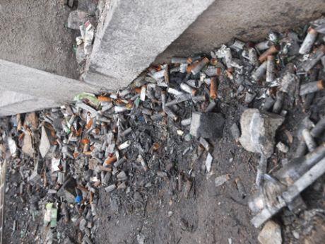 На Грушевського на місці силовиків знайшли гільзи до патронів 12 калібру