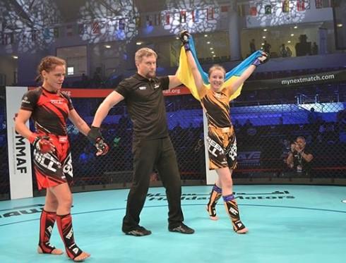 Светкивскаяпобедила соперницу из Австрали и стала чемпионкой мира в весе до 52,2 кг