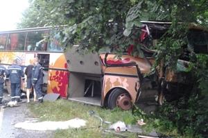 У аварії загинули громадяни Болгарії та Білорусі