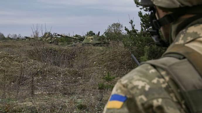 ООС: снайпер вбив українського військового
