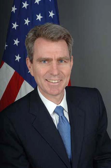Джеффрі Пайєтт. Фото з сайту посольства США в Україні